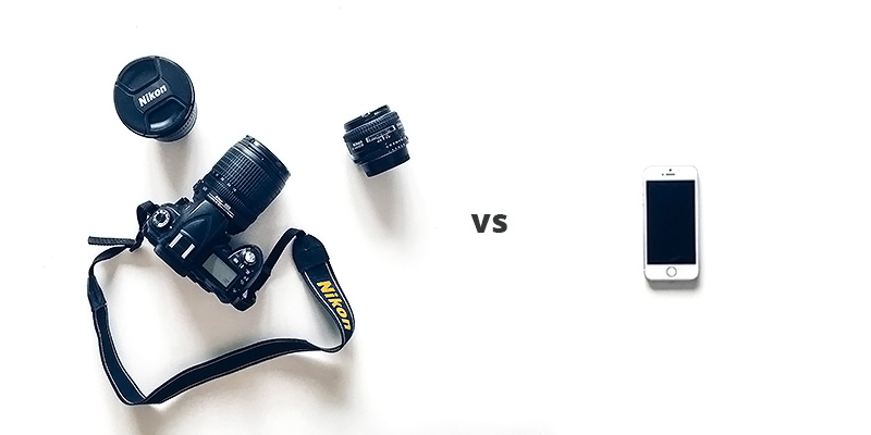 Nikon vs iPhone